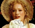 Laura Michelle Kelly Signed 8x10 Photo