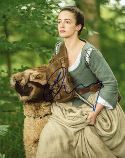 Laura Donnelly Signed 8x10 Photo