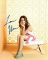 Laura Marano Signed 8x10 Photo