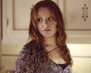 Lauren Ambrose Signed 8x10 Photo - Video Proof