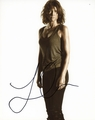 Lauren Cohan Signed 8x10 Photo