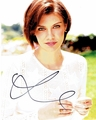 Lauren Cohan Signed 8x10 Photo - Video Proof