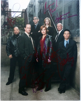 Law & Order: SVU Signed 11x14 Photo