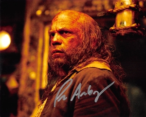 Lee Arenberg Signed 8x10 Photo