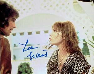Lee Grant Signed 8x10 Photo
