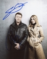 Sean Bean & Ali Larter Signed 8x10 Photo - Video Proof