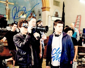 Phil Lord & Christopher Miller Signed 8x10 Photo