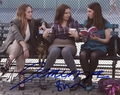 Girls Signed 8x10 Photo