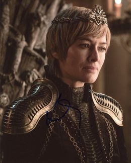 Lena Headey Signed 8x10 Photo