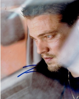 Leonardo DiCaprio Signed 8x10 Photo
