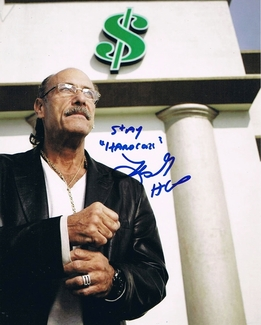 Les Gold Signed 8x10 Photo