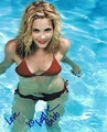 Leslie Bibb Signed 8x10 Photo