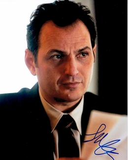 Lev Gorn Signed 8x10 Photo