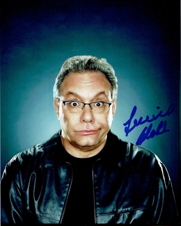 Lewis Black Signed 8x10 Photo