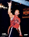 Lex Luger Signed 8x10 Photo