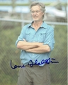 Lasse Hallstrom Signed 8x10 Photo - Video Proof