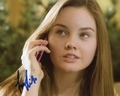 Liana Liberato Signed 8x10 Photo
