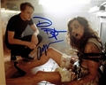 Aubrey Plaza & Dane DeHaan Signed 8x10 Photo - Video Proof