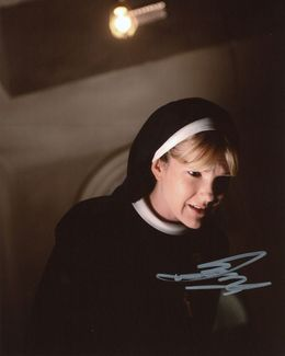 Lily Rabe Signed 8x10 Photo - Video Proof