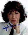 Lily Tomlin Signed 8x10 Photo