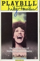 Lily Tomlin Signed Playbill
