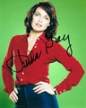 Linda Gray Signed 8x10 Photo