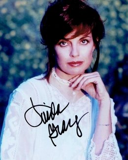 Linda Gray Signed 8x10 Photo - Video Proof