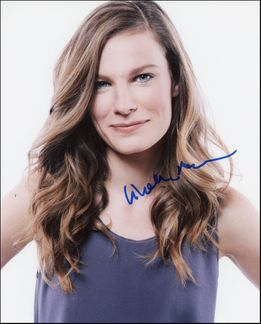 Lindsay Burdge Signed 8x10 Photo