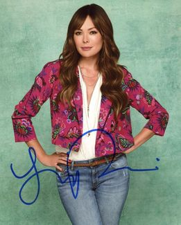 Lindsay Price Signed 8x10 Photo - Video Proof