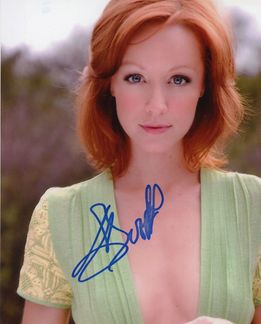 Lindy Booth Signed 8x10 Photo