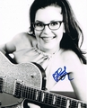 Lisa Loeb Signed 8x10 Photo