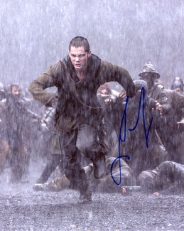 Logan Lerman Signed 8x10 Photo - Video Proof