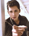 Logan Lerman Signed 8x10 Photo