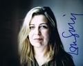 Lone Scherfig Signed 8x10 Photo