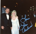 Loni Anderson Signed 8x8 Photo