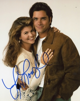 Lori Loughlin Signed 8x10 Photo