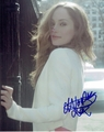 Lotte Verbeek Signed 8x10 Photo