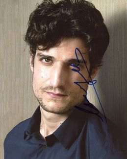 Louis Garrel Signed 8x10 Photo