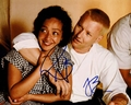 Ruth Negga & Joel Edgerton Signed 8x10 Photo