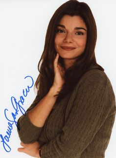 Laura San Giacomo Signed 8x10 Photo - Video Proof