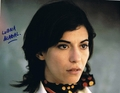 Lubna Azabal Signed 8x10 Photo