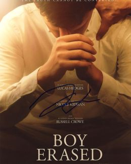Lucas Hedges Signed 8x10 Photo