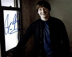 Lucas Neff Signed 8x10 Photo