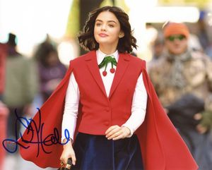 Lucy Hale Signed 8x10 Photo - Video Proof