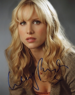 Lucy Punch Signed 8x10 Photo - Video Proof