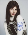 Lucy Boynton Signed 8x10 Photo