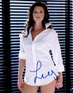 Lucy Griffiths Signed 8x10 Photo