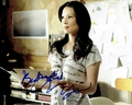 Lucy Liu Signed 8x10 Photo - Video Proof