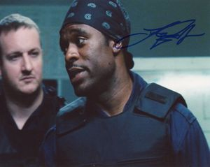 Lyriq Bent Signed 8x10 Photo