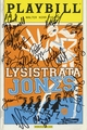 Lysistrata Jones Signed Playbill